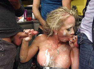 Mature female gangbanged. Let Me Feed..