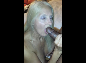 Solid Big black cock in her jaws get..