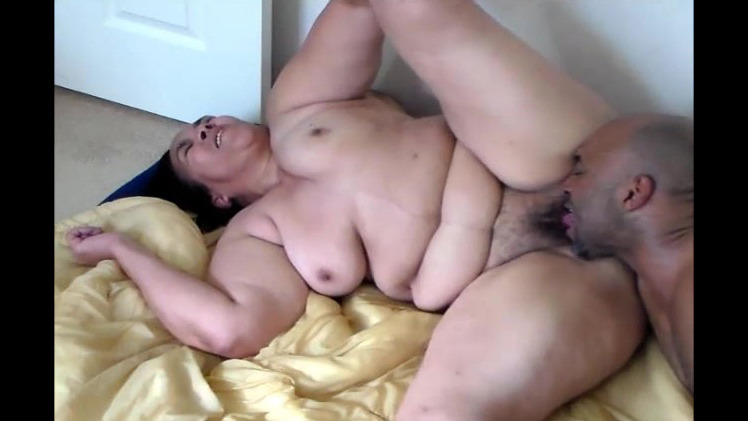 Enormous granny having delicious..